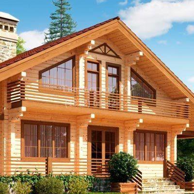Дома из профилированного бруса по выгодной цене